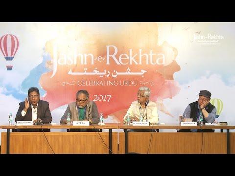 Indian languages in the global market | Jashn-e-Rekhta 2017