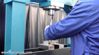 """Hydraulic press MECAMAQ """"DE series"""" 50tons"""