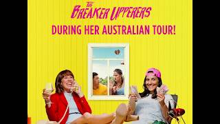 An Invitation to Celine Dion to see The Breaker Upperers in Australia