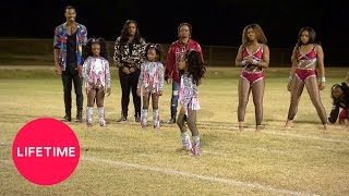 Watch the baby Dolls from Birmingham face off against their big sis...
