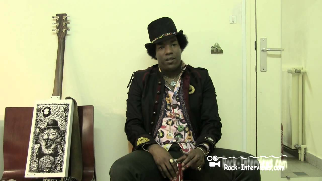 Ladell McLin | Interview | Salaise Blues Festival