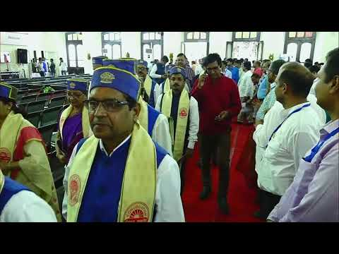 Allahabad Central University's Convocation Prabhat Verma Live Stream