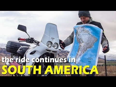 Expedition Pan American #1 - GOING TO SOUTH AMERICA!