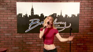 Stephanie Israelson Stand Up Broadway Comedy Club September 2018
