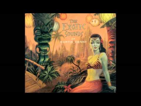 Exotic Sounds of Martin Denny (1957) Exotica + Voodoo Love