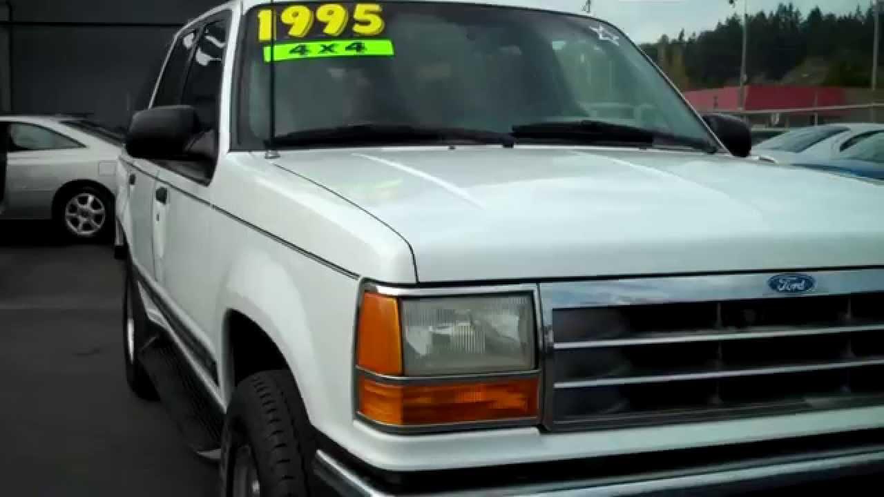 1994 ford explorer xlt 4x4 sold