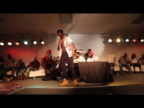 Ghetto Magnificence Roast Session Part 2  - D.C. Young Fly Karlous Miller Chico Bean