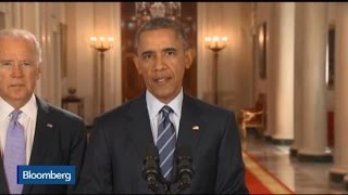 Obama: Iran Deal Demonstrates Real, Meaningful Change