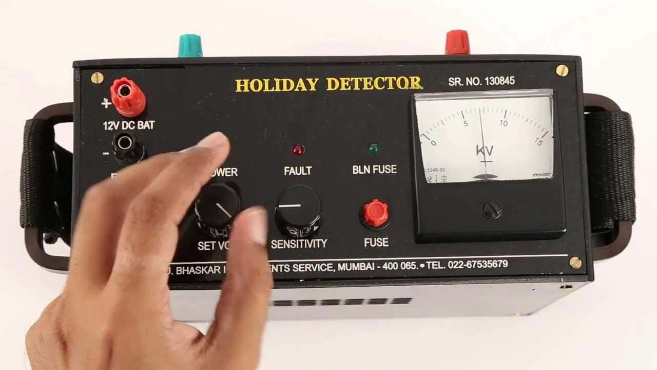 Holiday Detector Youtube