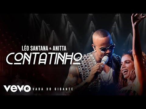 Léo Santana Anitta - Contatinho Ao Vivo Em São Paulo  2019