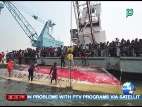 [NewsLife] One Global Village: Bangladesh ferry capsizes; 26 dead || May 16, 2014