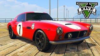 GTA V Online: O novo CARRO GT-500 TUNING de COMPETIÇÃO!!