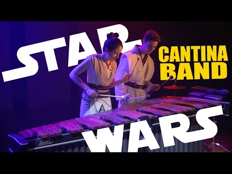 Star Wars Cantina Band Kaboom Cover
