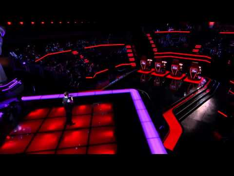 Joe Kirk - Lego House | The Blind Audition | The Voice 2014
