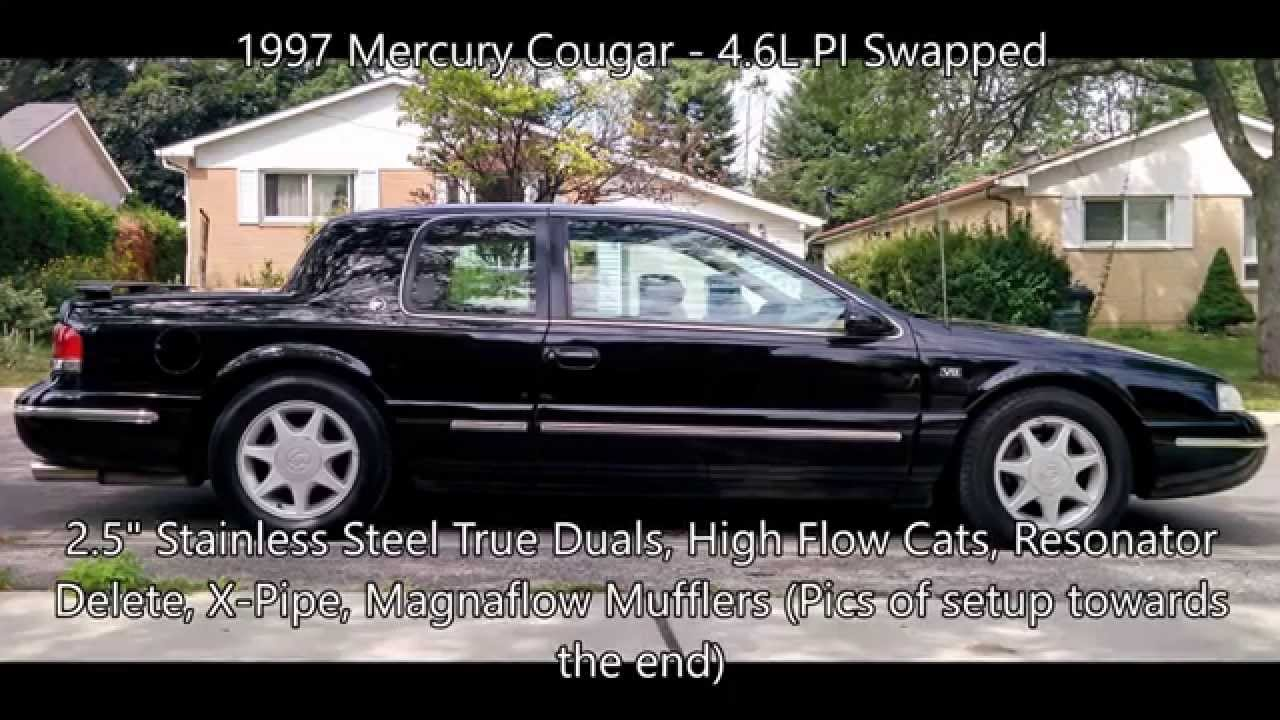 1997 mercury cougar exhaust pi swap