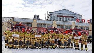 Слёт Юный пожарный в п. Тазовском ЯНАО 2019