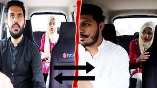 Uber Driver Swapping Prank  | Haris Awan