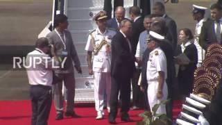 India: Putin touches down in Goa for 8th BRICS summit