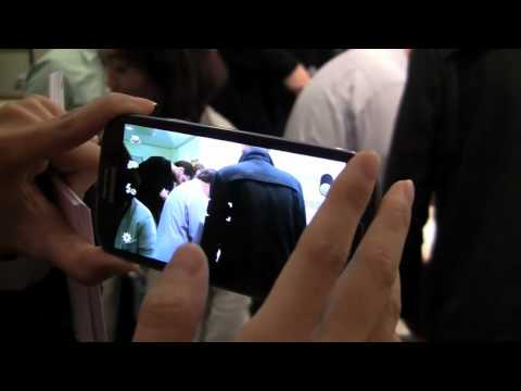 Samsung Galaxy S III Hands-On: Features
