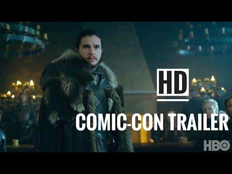 Game Of Thrones Upcoming Season 7 Episode #7.6 | Comic-con Trailer 2017 Hollywood | You TrailerZ
