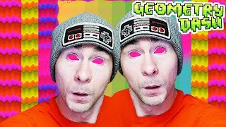 THE TRIPPIEST GD LEVEL EVER // Geometry Dash RECENT Levels (9)