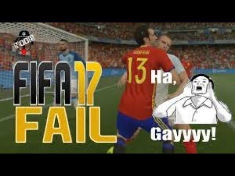 Best FIFA 17 FUNNY FAILS ● Goals, Skills ● Funny