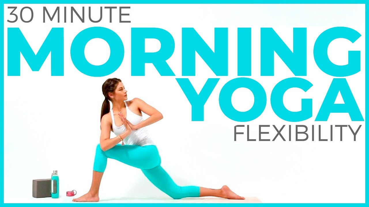 30 minute Morning Yoga for Flexibility | Full Body Yoga Stretch