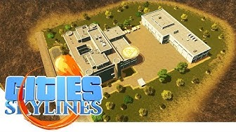 Katastrophenschutz schützt - Cities Skylines - Apocalypse City 04