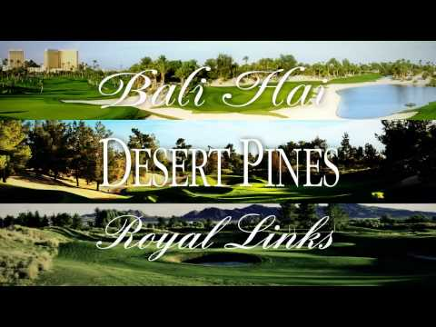 Stay & Play Exciting Las Vegas - Golf Packages from only $199