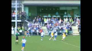 All-Ireland Junior Camogie Final Replay 2010 - Antrim v Waterford PART4