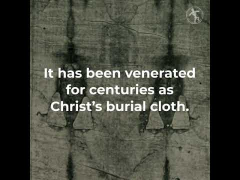 Turin Shroud to be displayed via livestream on Holy Saturday