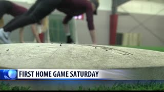 Griz softball set for first home game this weekend