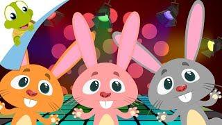 Sleeping Bunnies | Nursery Rhymes and Songs for Kids