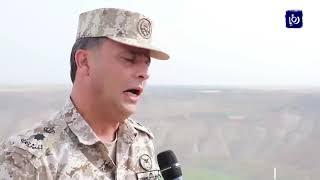 قوات حرس الحدود يقضون العيد ساهرين على حماية الوطن والمواطن - (6-6-2019)