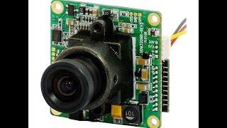 Обзор скрытой видео камеры для слежки !!!
