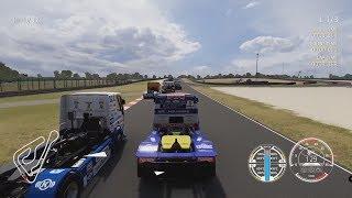 FIA European Truck Racing Championship - Slovakia Gameplay