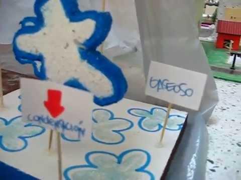 Materia en 3 estados youtube - Como hacer plastico liquido ...