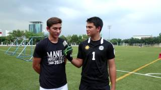 With IASAS Soccer less than a week away, BTV has interviewed some o...