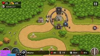 Kingdom Rush Frontiers HD - Ironhide S.A. Level 2