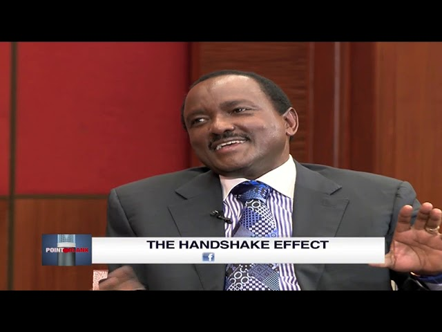 Point Blank: The Handshake effect