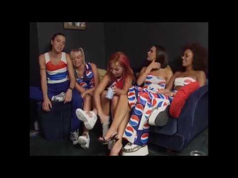 Spice Girls - Pepsi Interview (06/05/1997)