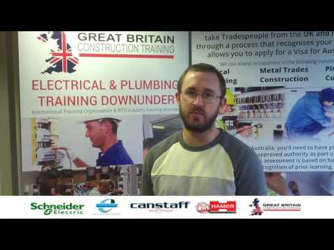 David on NZ Electrical licencing   Great Britain Construction Training