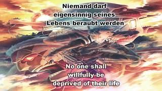 Attack On Titan Season 2 OST 03 - YouSeeBIGGIRL/T:T LYRICS (Reiner Berthold Transformation Theme)