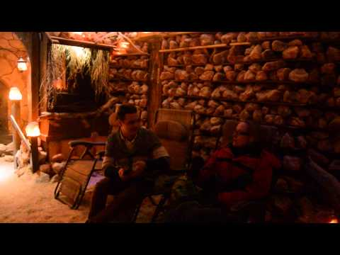 Healing Salt Cave Asthma and Allergy Testimonial
