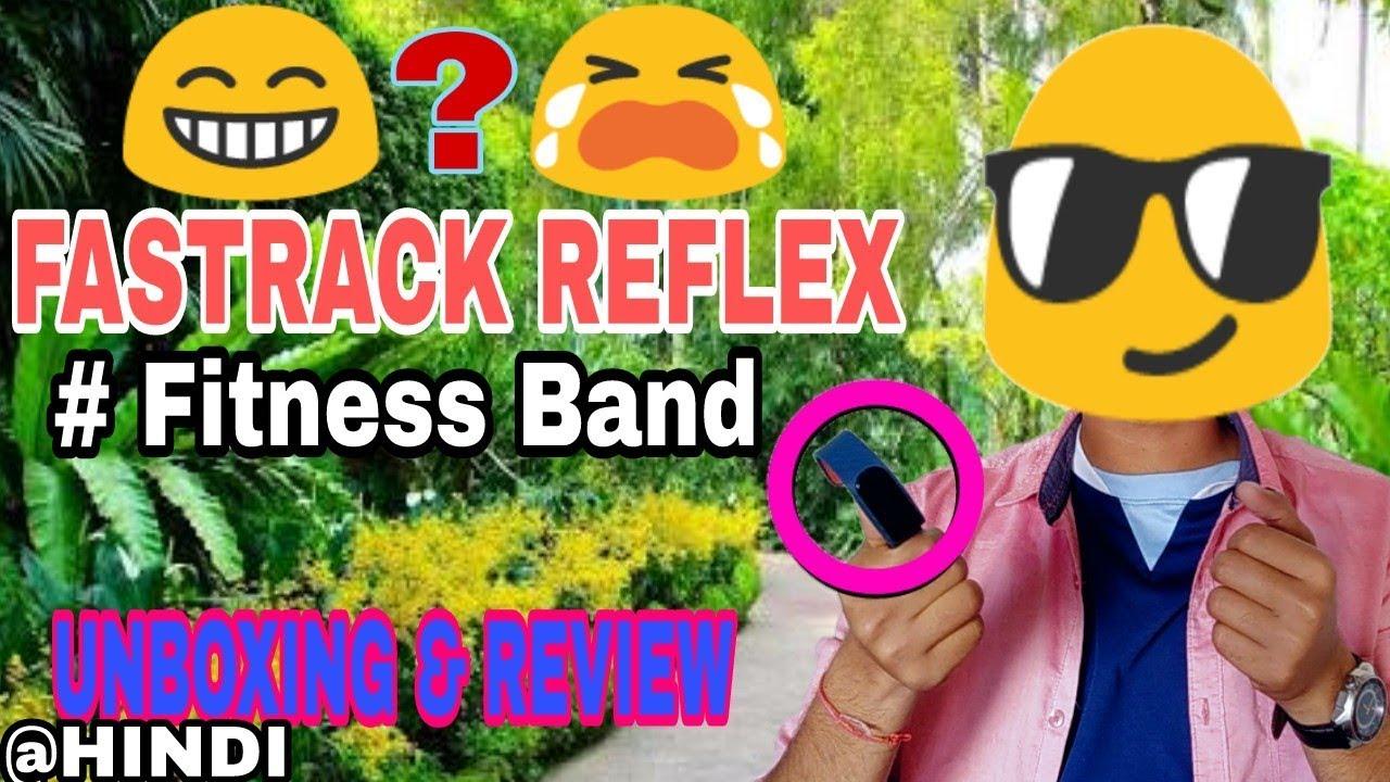 435f9e70de Fastrack Reflex (Fitness Band)