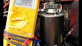 When a riding mower won't start  How to troubleshoot and replace the starter- MTD and more