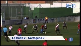 Jornada 33: Guadalajara 1-2 Albacete, La Roda 2-0 Cartagena