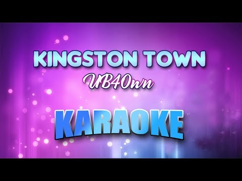 UB40 - Kingston Town (Karaoke version with Lyrics)