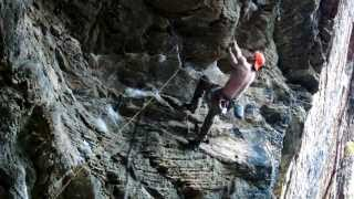 5 Days climbing classics at The Red - Part 1