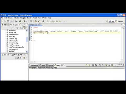 Encoding and Decoding JSON Text 4